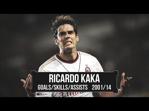 Ricardo Kaká ● Summary Trajectory ● 2001-2014 | HD