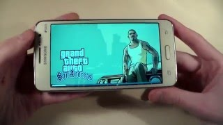 getlinkyoutube.com-Игры Samsung Galaxy Grand Prime (GTA:SanAndreas, RealRacing3, DeadTrigger2)