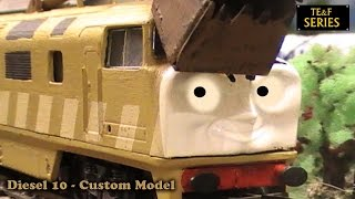 getlinkyoutube.com-Thomas & Friends - Diesel 10 - Custom Model (00)