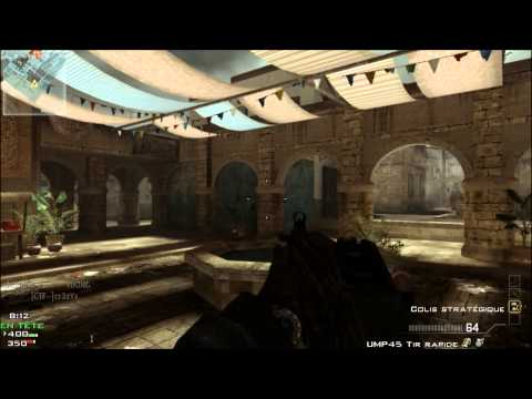 [MW3] Gameplay UMP45 /PS3