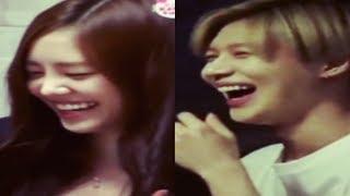 Taemin & Naeun Same Vibes
