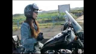 Harley-Davidson FXDC yoko(すっとぼけ)♀