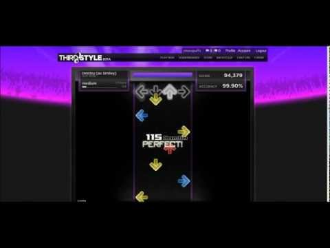 ThirdStyle: Destiny Medium Almost FC!