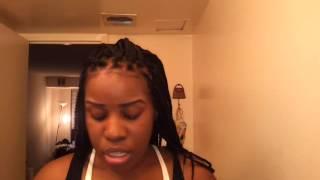getlinkyoutube.com-Scalp Fungus Update, Priteva Hair Vitamins, Wigs