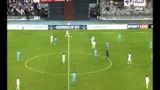 فيديو : الشوط الثاني من مباراة الزمالك و زانيت الروسي