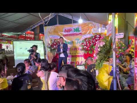 Lời phát biểu nhà PP NPoil Quảng Nam trong ngày khai trương VP NPoil Đà Nẵng