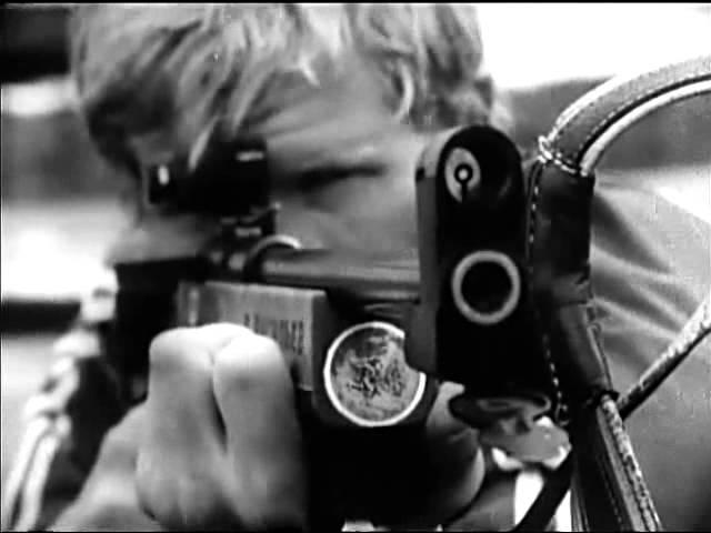 Биатлон. Стрелковая подготовка. 1986 г.