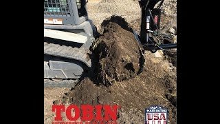 getlinkyoutube.com-The Tobin Skid Steer Flip Blade