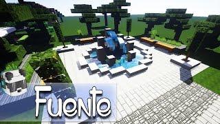 getlinkyoutube.com-Como hacer una Fuente en Minecraft