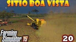 getlinkyoutube.com-Farming Simulator 2015: --Sitio Boa Vista-- #20