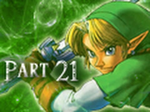 Legend of Zelda Ocarina of Time 3DS Walkthrough Part 21 - Putting the Pieces Together