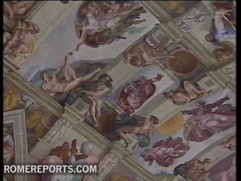 Pope to meet with contemporary artists in the Sistine Chapel