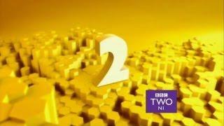 BBC TWO NI - Idents & Continuity - 2006
