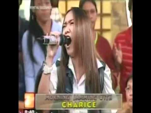 Charice- the best chest voice! LIVE