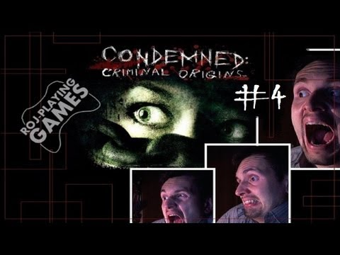 CONDEMNED: Criminal Origin #4 Drunk Fear (Roj-Playing Games!)