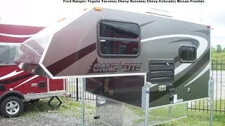getlinkyoutube.com-CampLite Truck Camper 5.7 tour.