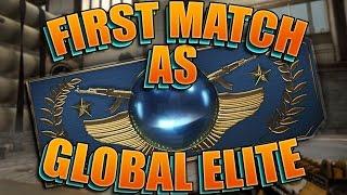 getlinkyoutube.com-CS GO - E223 First Match As Global Elite