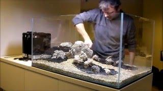 """getlinkyoutube.com-peHa:68 - Zakładanie akwarium naturalnego - """"Four"""""""