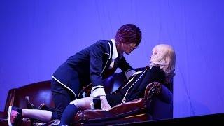 getlinkyoutube.com-セクシーすぎる吸血シーン!舞台『DIABOLIK LOVERS』公開ゲネプロをチラっと見せ