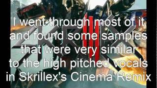 Skrillex Samples Found! - YouTube