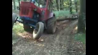 getlinkyoutube.com-Tractor u650 forestier