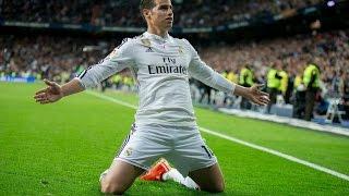 getlinkyoutube.com-James Rodríguez 17 goles 46 partidos con el Real Madrid.