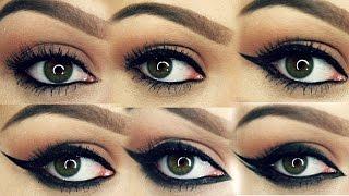 getlinkyoutube.com-6 Easy Eyeliner Techniques!