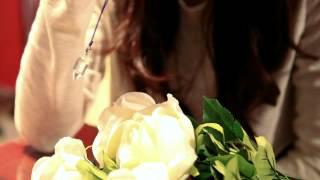 產品愛用者 荷希用CRYOS冰晶能量水晶,測試玫瑰花,為天然產品。