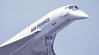 Air France Flight 4590 Concorde Disaster Paris