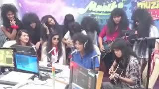 GeraKan RocKers SaBahan (GRS) Show In RTM - Baiduri Cintaku