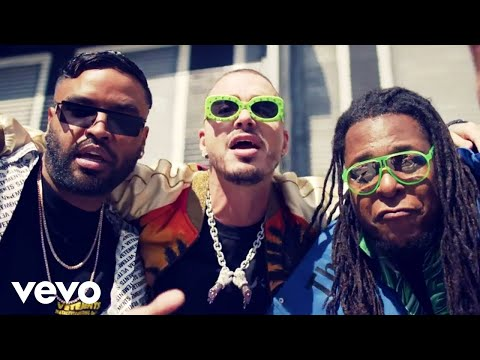 no es justo ft zion lennox de j balvin Letra y Video