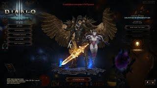 getlinkyoutube.com-Diablo III 2.4.1/Season 6 NEW Supp Bash Barb P1800+ Group GR 100 Speedfarm