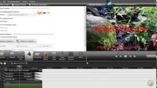 getlinkyoutube.com-Как скачать футаж и поставить на нем фото и надписи