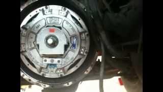 getlinkyoutube.com-A Diesel Truck Clutch replacement