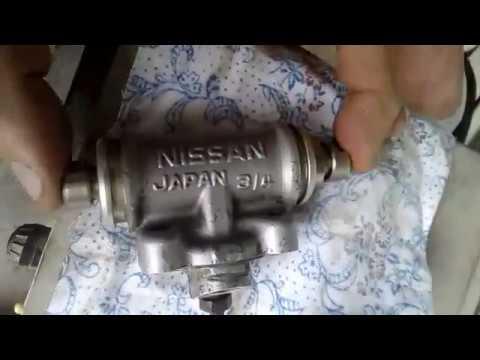 Тормоpной цилиндр (заднее) Nissan Presage U30