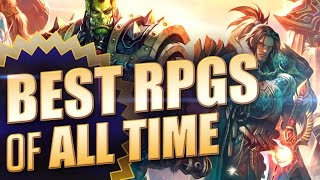 10 of the Best RPG Games of all Time width=