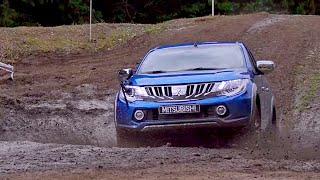 getlinkyoutube.com-Mitsubishi L200 2015 // АвтоВести 193
