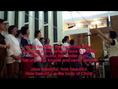 HOW BEAUTIFUL Ave Maria Choir SINGAPORE