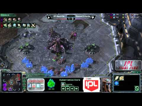 Squirtle vs VortiX - Game 2 - FC26 - StarCraft 2