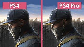 getlinkyoutube.com-Watch Dogs 2 – PS4 vs. PS4 Pro 1080p Mode Graphics Comparison