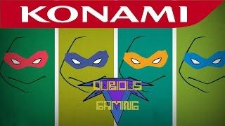 Every Teenage Mutant Ninja Turtle Game By Konami (1989-2005) Review - Dubious Gaming