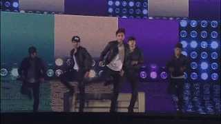 [Super Junior SS4 DVD] Moves Like Jagger - Ryeowook solo