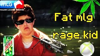 Fat mlg kid died by quickscoping