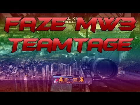 FaZe - Modern Warfare 3 Teamtage #5