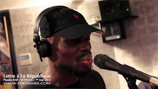 Kery James - Planète Rap Live @ Planète Rap Skyrock