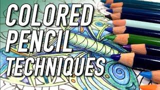 getlinkyoutube.com-Colored Pencil Techniques