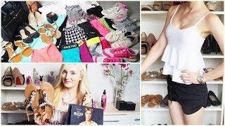 Fashion HAUL Nike, Hollister, H&M, Michael Kors, Justfab, adidas
