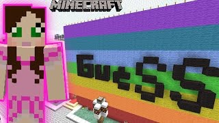 getlinkyoutube.com-Minecraft: GUESS WHO GAME! - PAT & JEN THEMEPARK [7]