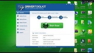 DriverToolkit 8.5 Crack + License Key