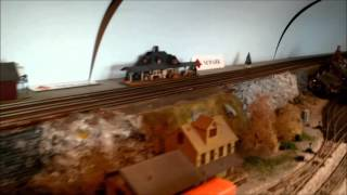 getlinkyoutube.com-Nordel Model Railroad Club Tour